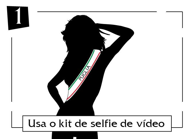 kit video selfie