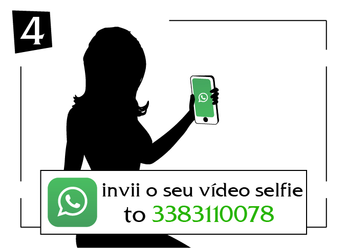 invii o seu video selfie puglia to