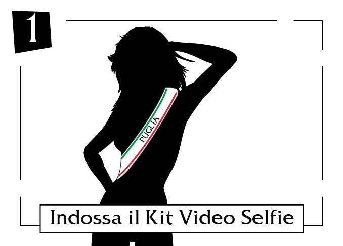 kit video selfie - puglia